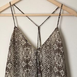 MICHEAL KORS top, size M